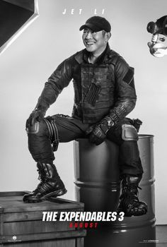 Click to View Extra Large Poster Image for The Expendables 3