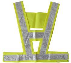Reflective Vest. High Visibility Vest.
