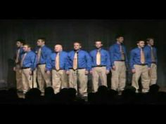 BYU Vocal Point - Nearer My God To Thee