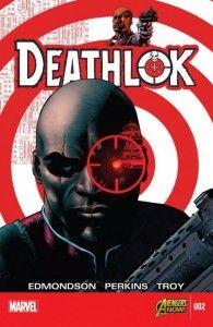 Deathlok #2 Review