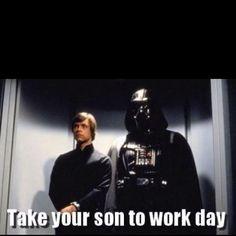 Hahaha, getting awkward. ~Star Wars More