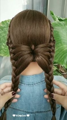hairstyles after washing natural, hairstyles layered bob, hairstyles for women over 60 uk prom hairstyles for medium women's hairstyles after chemo, cute girl hairstyles back to school, cute hairstyles with short hair for teens. Easy Hairstyles For Long Hair, Girl Hairstyles, Braided Hairstyles, Elven Hairstyles, Bangs Hairstyle, Hairstyles Videos, Natural Hairstyles, Hair Up Styles, Medium Hair Styles