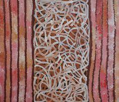 Emily Kame Kngwarreye /My Country  1995 155 x 133cm