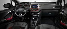 #Interieur de la #Peugeot 208 sur www.autoreduc.com