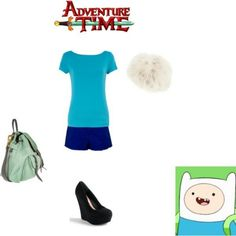 finn outfit #adventure time