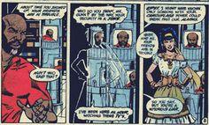 gypsy dc comics | Gypsy - dc-comics Fan Art