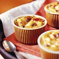 Cinnamon Raisin Apple Indian Pudding!