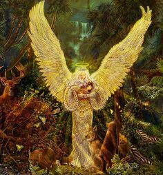 Priestess Of The Woods - Steve Roberts