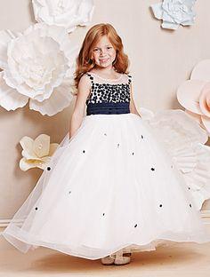 28b6550b5e 15 Delightful Soft Lace Flower Girl Dress images