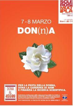 Per la Festa della Donna regala la tua Gardenia - http://blog.rodigarganico.info/2015/eventi/per-la-festa-della-donna-regala-la-tua-gardenia/