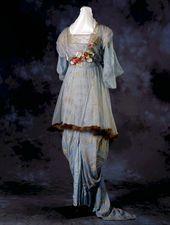 Edwardian//WW1//The Grande Guerre//Anne Green Gable rose poudrée robe Costume Tous Âges