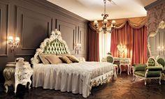 Barock Möbel bilden ein prachtvolles Ambiente #möbelsofa #bett #barockstil #designideen #oberteil #esszimmer #schlafzimmer #barocksessel #barockeaufregend #aufregendmabel #mabelbilden Luxury Dining Room, Luxury Furniture, Home Remodeling, Beautiful Homes, Sweet Home, Shabby Chic, Villa, House Design, Living Room