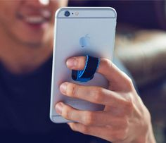 Ungrip Puts a Finger Loop On The Back Of Your Phone To Prevent Drops