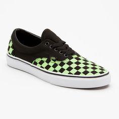 VANS Glow Checks Era Mens Shoes 204225954 | Sneakers | Tillys.com