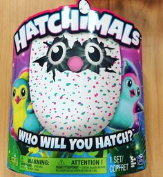 What The #Hatchimals Craze Is All About And How You Can WIN One! #CaffeineAndFairydustHatchimals