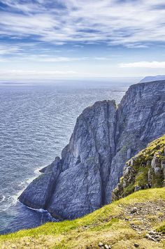 North Cape, Finnmark, Norway