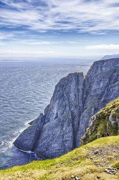 North Cape, Finnmark, Norway