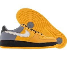 best website 64bda bfb96 Nike Air Force 1 07 Low Premium New York City Edition (pro gold  white