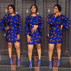 Naija Ladies mind Blowing Ankara Styles