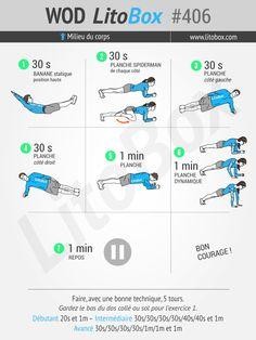 Exercices pour les abdominaux en moins de 30 minutes, plus efficace que les crèmes amincissantes ;) Épinglez cet entraînement pour le faire plus tard ! Bon courage. Pierre.