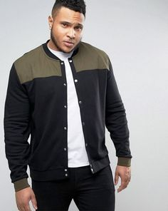 Chubsters are fond of Big and Tall Men's fashion clothes - Vêtements grande taille homme - Plus Size Men - Asos Plus