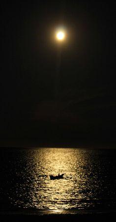 Moonlight Looks so peaceful/Gayla