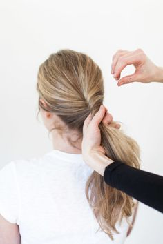 French-twist how-to: http://www.stylemepretty.com/living/2015/06/01/chic-and-classic-french-twist/ | Photography: Ruth Eileen - http://rutheileenphotography.com/