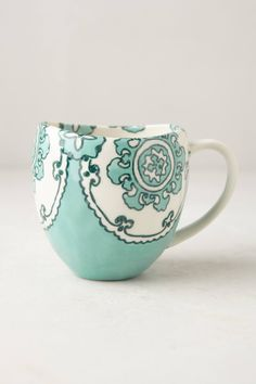 Christmas Present  Gloriosa Mug - anthropologie.com