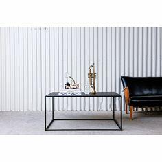 Domo Square sofabord fra Domo Design. Produktene fra Domo Design er produsert i rent stål. Fra ...