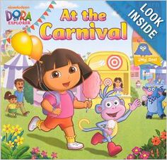 At the Carnival (Dora the Explorer)