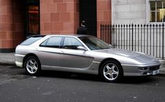 Ferrari 456 Shooting Break of which several where built for the giant collection of the Sultan of Brunai