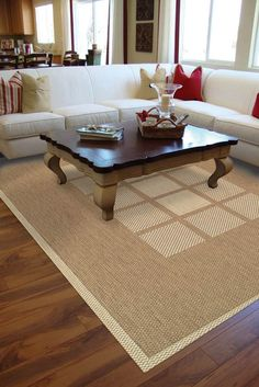 Zanni Centa - Outdoor Rugs Make Your Living Room Pop!