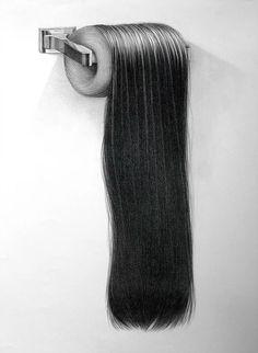 Hong Chun Zhang | Hairy Objects