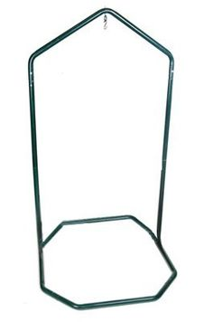Green Mountain Hammocks   Hanging Chair Stand   400 Lb Capacity   Durable,  Easy Set