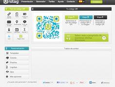 En la nube TIC: Crear códigos QR personalizados