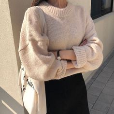 (notitle) - Style - Source by nakisagh outfits classy Look Fashion, Korean Fashion, Winter Fashion, Fashion Outfits, Womens Fashion, Cute Fashion, Winter Outfits, Casual Outfits, Cute Outfits