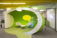 Yandex Saint Petersburg Escritório II / za bor architects #office #arquitetura #geek