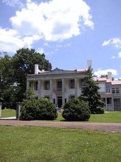 Belle Meade Mansion  Nov 2006  Nashville