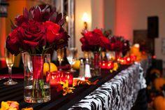 Cleveland Wedding Planner: A Nightmare Before Christmas Wedding at Josaphat Arts Hall: Kristen & Chris