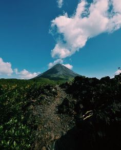 In need of #adventure? You've come to the right place. #Arenal #Volcano National Park via @jbuchartadventures! #CostaRica #vacations #crexperts