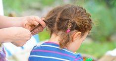 Das Kind ist anstrengend, die Eltern werden laut - das kommt in jeder Familie vor. Dieser Haargummi-Trick soll Eltern dabei helfen, gelassener zu bleiben.