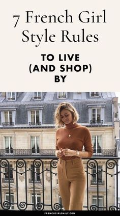 7 French Girl Style Rules to Live and Shop By Source by glitzfunkel inspo french girls French Chic Fashion, Parisian Chic Style, Look Fashion, Girl Fashion, Paris Chic, French Fashion Styles, French Clothing Styles, French Street Styles, French Women Fashion
