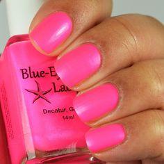 Blue-Eyed Girl Lacquer: Sirène Fatale (Siren Series) #blueeyedgirllacquer #begl #beglove #swatch #indiepolish #beglsiren