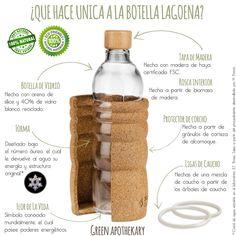 5 razones para usar la Botella Lagoena