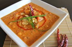 Recipes from around the world: Groundnut (Peanut Soup) — Recipes around the World — Medium