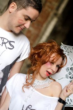 HOTnCOOL T-Shirts. The Nuptials Photoshoot.