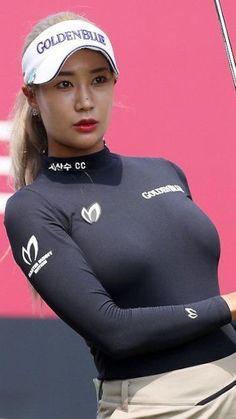 Surprising All About Ladies Golf Ideas. Unutterable All About Ladies Golf Ideas. Girls Golf, Ladies Golf, Girl Golf Outfit, Sexy Golf, Golf Wear, Sporty Girls, Golf Fashion, Beautiful Asian Women, Female Athletes