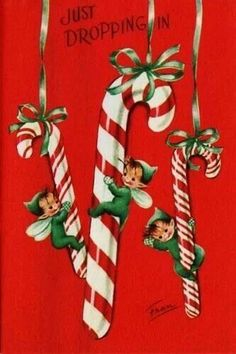 Candy Cane Cuties