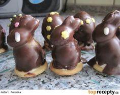 Velikonoční nepečené cukroví