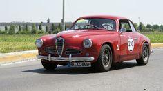 Alfa Romeo 1900 Sprint Pininfarina (1952)